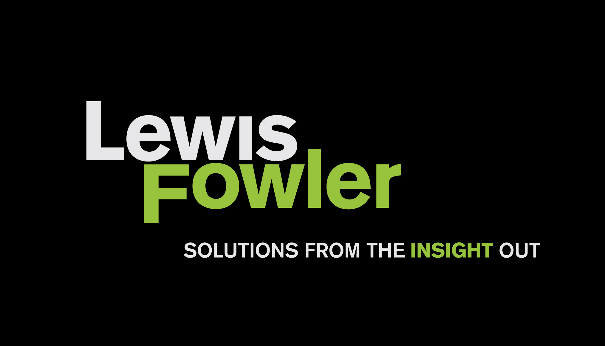 Lewis Fowler