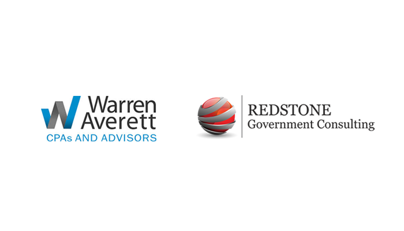 Redstone Government Consulting, Inc. Announces a Strategic Alliance with Warren Averett LLC