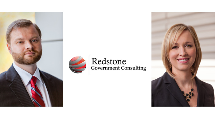 Courtney Edmonson and Asa Gilliland - Redstone Government Consulting