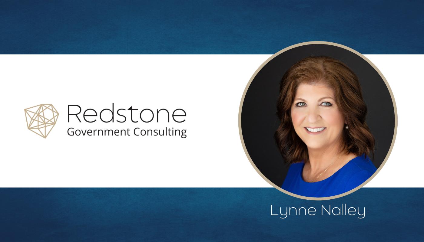RCGI-Lynne Nalley Joins Redstone GCI Press Release
