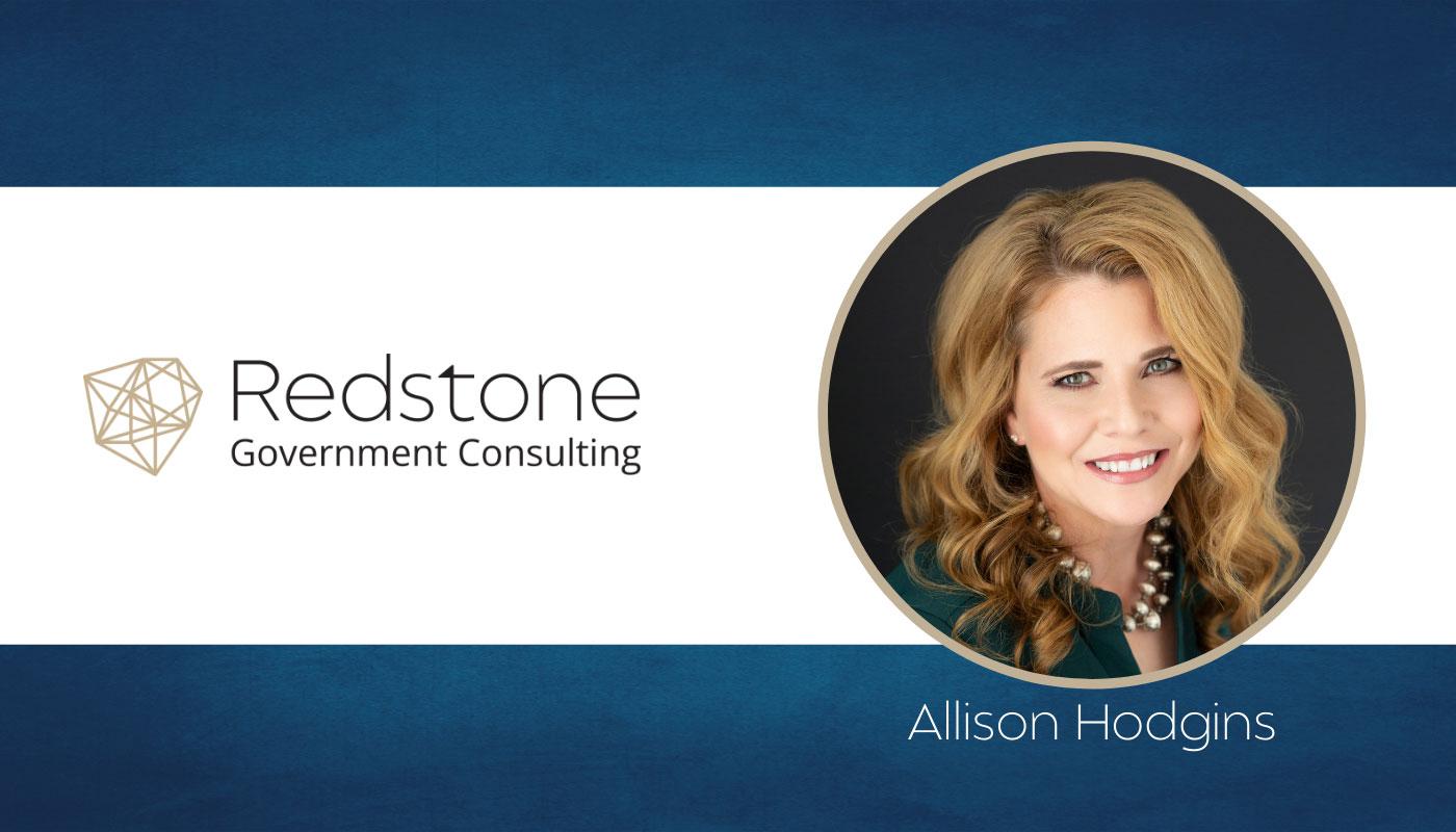 RGCI - Allison Hodgins Joins Redstone GCI