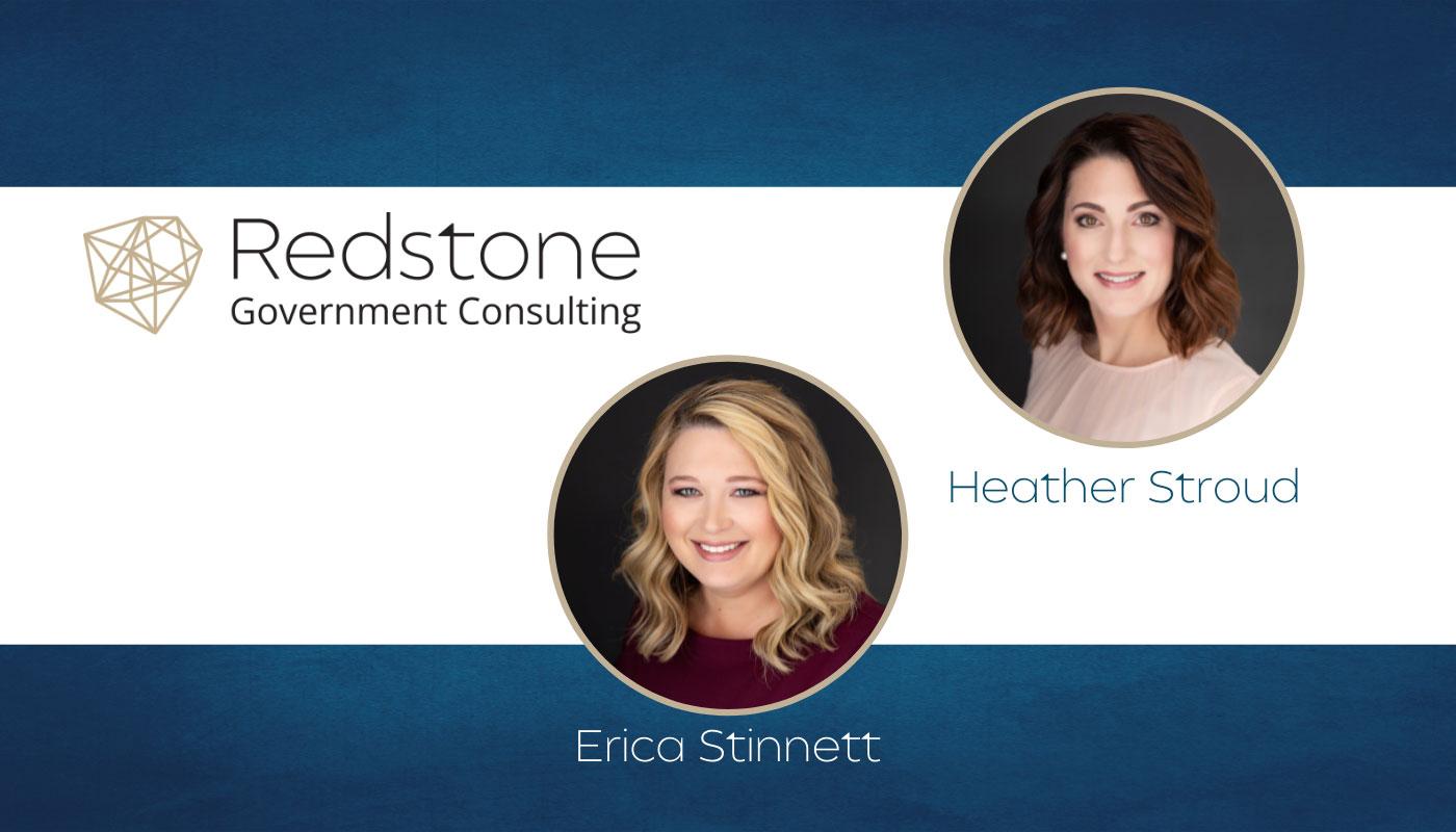 RCGI-Erica Stinnett and Heather Stroud Press Release